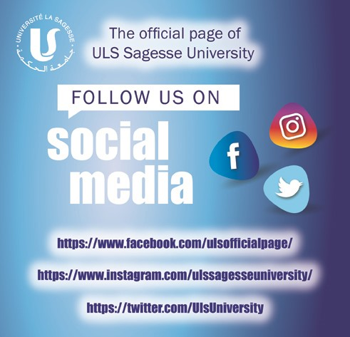 The official page of ULS Sagesse University