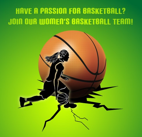 Join Our Women's Basketball Team!