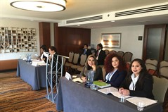 La Faculté de Droit de l'ULS participe à la JIL Moot Court Competition à Washington