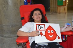 Give blood, Give life !