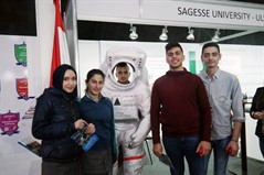 Sagesse University at Edex Expo 2018