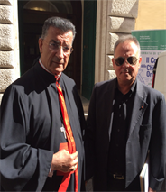 Colloque International au Vatican