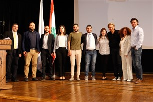 "Sagesse Faculty of Business Talks! ""Best Public Speaking Contest"""