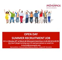 CSC: Movenpick - Open Doors