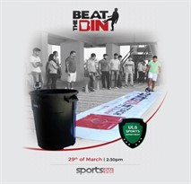 Sports Event : Beat The Bin