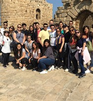 Field Visit to Saida and Tyre