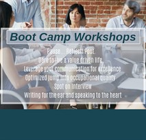 """ Boot Camp workshops"" by IPD Center"