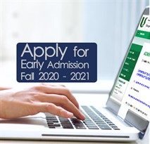 Early Admission ULS (2020-2021)