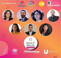 Hult Prize Startup Boot Camp 2021