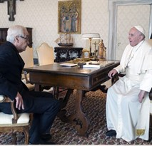 Pope Francis' letter to John Paul II institute