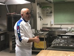 Italian Culinary Classes at the SFTHM